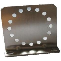 High Quality Stainless Steel Universal Pole Bracket(DES-PB)