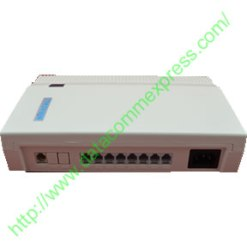 TS-108 analog  PBX 1-Lines, 8-extensions