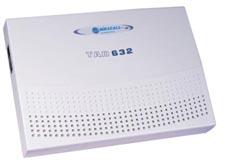 TS-308 analog Hybrid PBX 3-Lines, 8-extensions