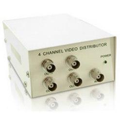 4 Channel Video Distributor