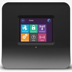 Almond-The World first touch screen Wireless Router