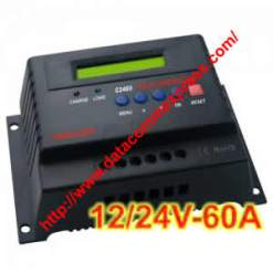 C2460 60A Solar Charge Controller