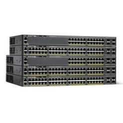 Cisco WS-C2960X-48TS-L 48 Port Gigabit Switch, 4xSFP, LAN Base