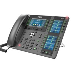 Fanvil X210 20 lines High End Enterprise IP Phone with Video Support.
