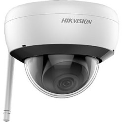 Hikvision DS-2CD2121G1-IDW1 2MP H.265+ WiFi IP Dome Camera Built-in Mic, SD Card Slot, Hik-Connect