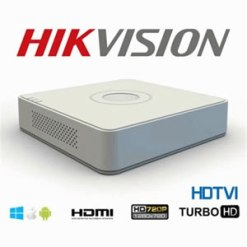 Hikvision DS-7104HGHI-F1 | 4Ch Turbo HD DVR