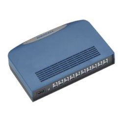 MC-208K analog Hybrid  PBX 2-Lines, 8-extensions