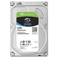 Seagate SkyHawk 3TB Surveillance Hard Drive – SATA 6Gb/s 64MB Cache HD (ST3000VX010)