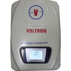 Voltron 6KVA Wall-mount Relay Controlled Automatic Voltage Regulator(VTR11-6000-L)