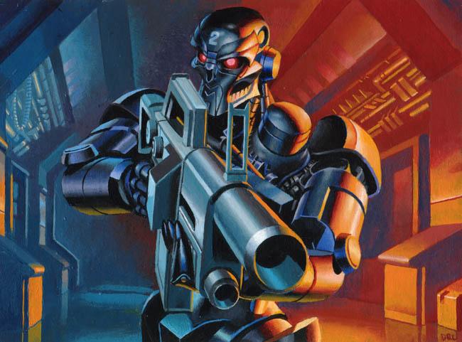 Full Conversion Cyborgs