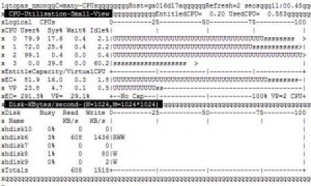 NMON GUI Example
