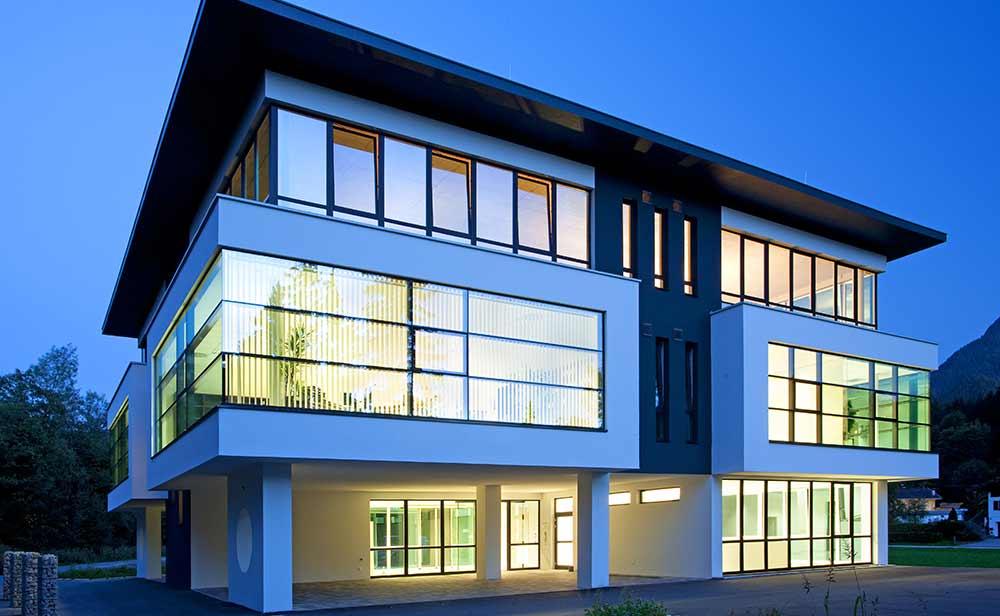 Bürogebäude Asko Schwoich