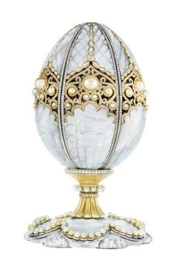 Newest Faberge Egg