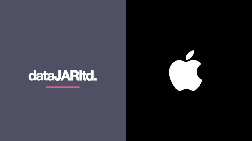 Apple dataJAR