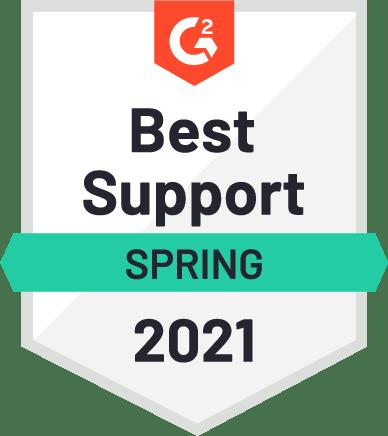 G2 Best Support