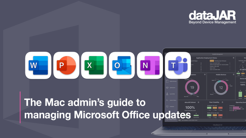 The Mac admin's guide to managing Microsoft Office updates