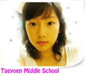 SNSD TaeYeon Kecil 12