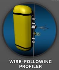Wire profiler icon