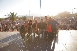 Topa en Catamarca celebración Día del Niño