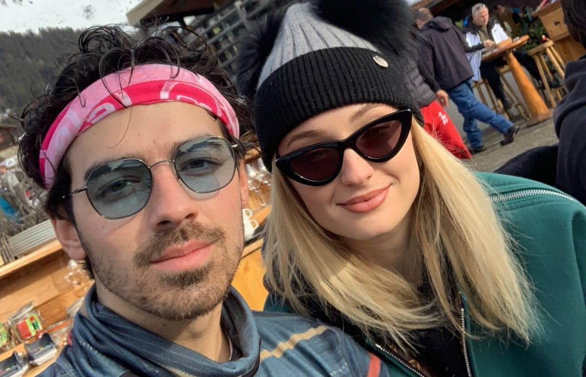Joe Jonas y Sophie Turner MTV EMA 2016