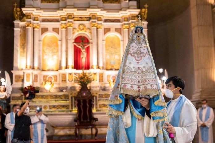 Vuelven las misas presenciales en Catamarca
