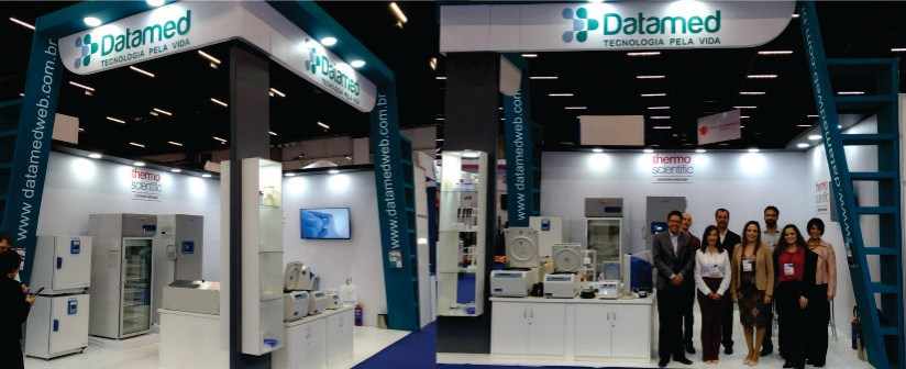 Datamed e Thermo na FCE Pharma e SBBQ!