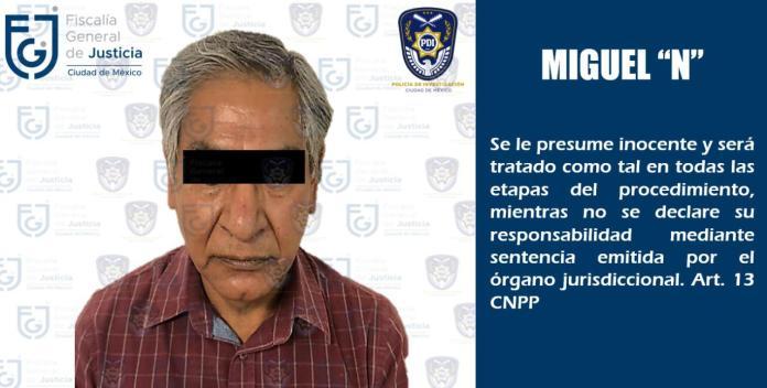 doña lorenza hijo golpeador agresor ubicado tlalpan fuentes brotantes detenido sujeto que golpeo a su madre 1