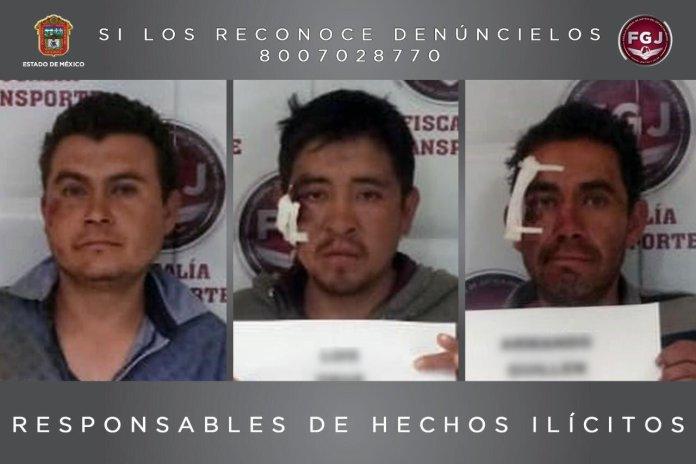 fiscalia edomex detenidos sentencia asalto combi texcoco c5 edomex 1
