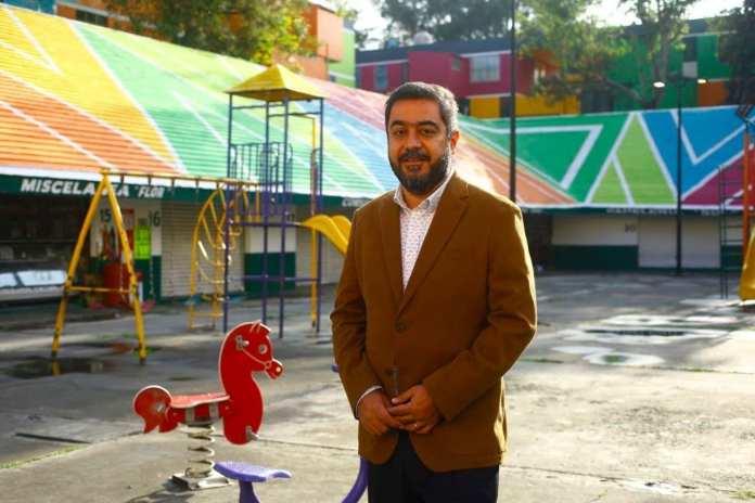 vidal llenerenas morales candidato alcalde azcapotzalco 2021