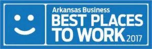 2017 Arkansas' Best Places to Work