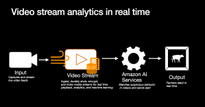 ai diagram video stream in real time