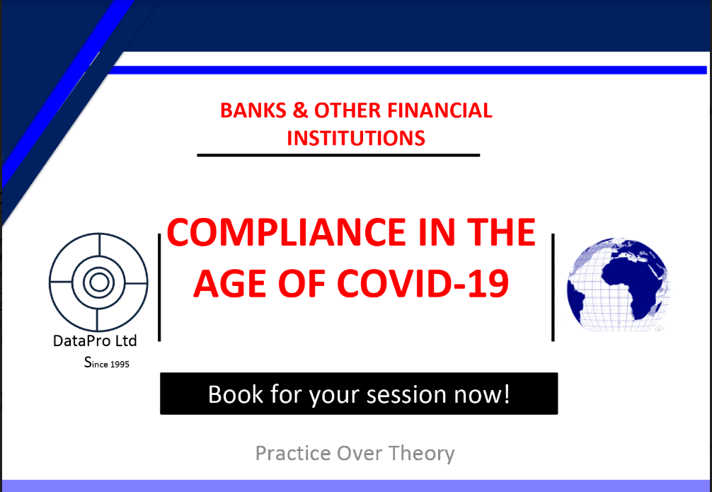 Compliance in the age of covid-19