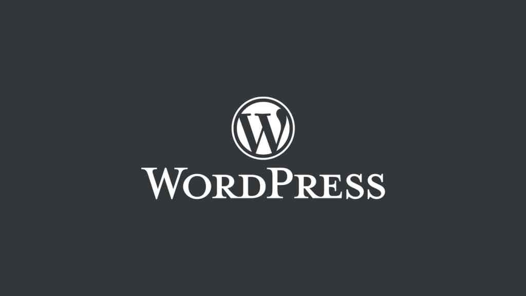 Recover WordPress Account
