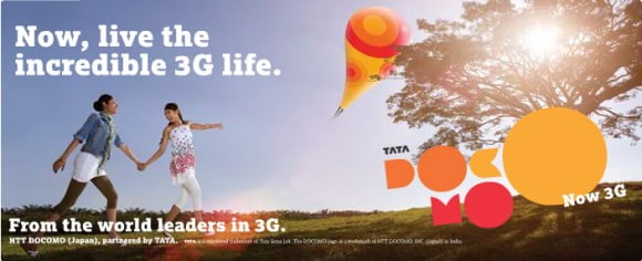 Tata Docomo Offers 1st 30 secs free with every local call at West Bengal