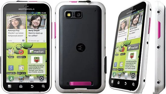Motorola Defy Plus Launched in India
