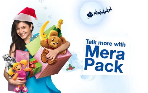 Reliance Communications Offering 1500 minutes Talk time with 'Mera Pack Rs148?