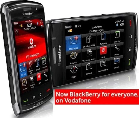 Vodafone India Launches 'BBM 129 Plan' offering Unlimited BBM Service at Rs 129 per month