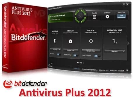 BitDefender Antivirus Plus 2012 - 1 Year license Giveaway by SharePress