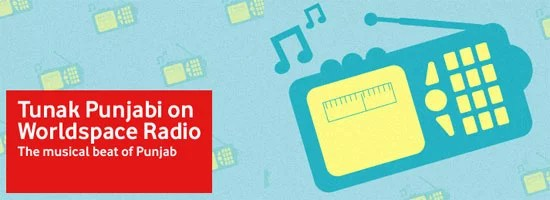 Vodafone Brings in Worldspace Radio - Enjoy upto 10 Radio Stations