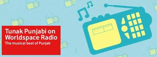 Vodafone Brings in Worldspace Radio - Enjoy upto 10 Radio Stations