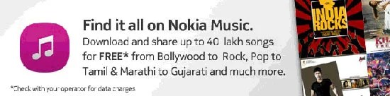 Nokia Music Unlimited Renewals Now available On Oxigen Stores