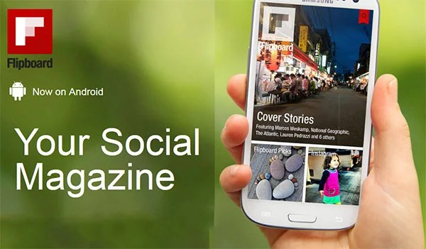 Flipboard for Android Is Here 'Officially' on Google Play
