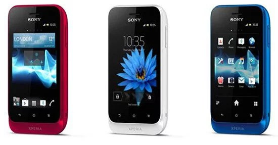 Sony Mobile Stylish new launch Xperia Tipo and Xperia Tipo Dual