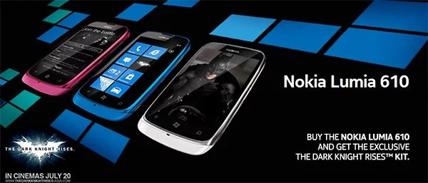 Nokia India launches the affordable Lumia 610 at Rs 12,999
