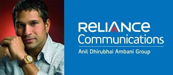 Follow Sachin Tendulkar's Voice Blog on Reliance Communications CeleBlog