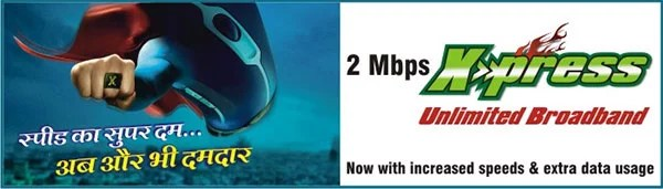 MTNL Revises Xpress Combo and Non Combo Unlimited Broadband plans