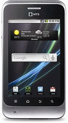 MTS MTag 352 Android Smartphone