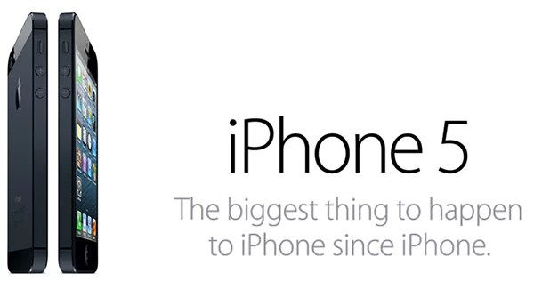 Apple launches taller, faster & stronger iPhone 5