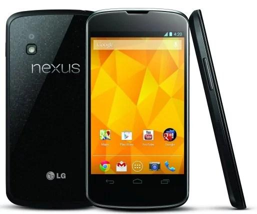 Nexus 4 Google Smartphone