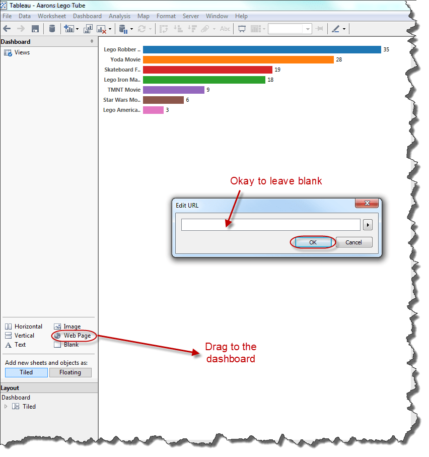 Embedding YouTube videos in Tableau – DataRemixed